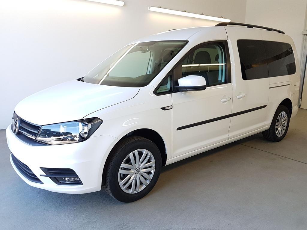 Volkswagen / Caddy Maxi / Weiß /  /  / WLTP 1.4 TSI BMT 96kW / 130PS