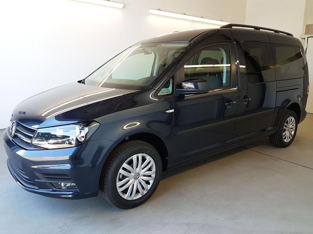 Volkswagen / Caddy Maxi / Blau /  /  / WLTP 1.4 TSI BMT 96kW / 130PS