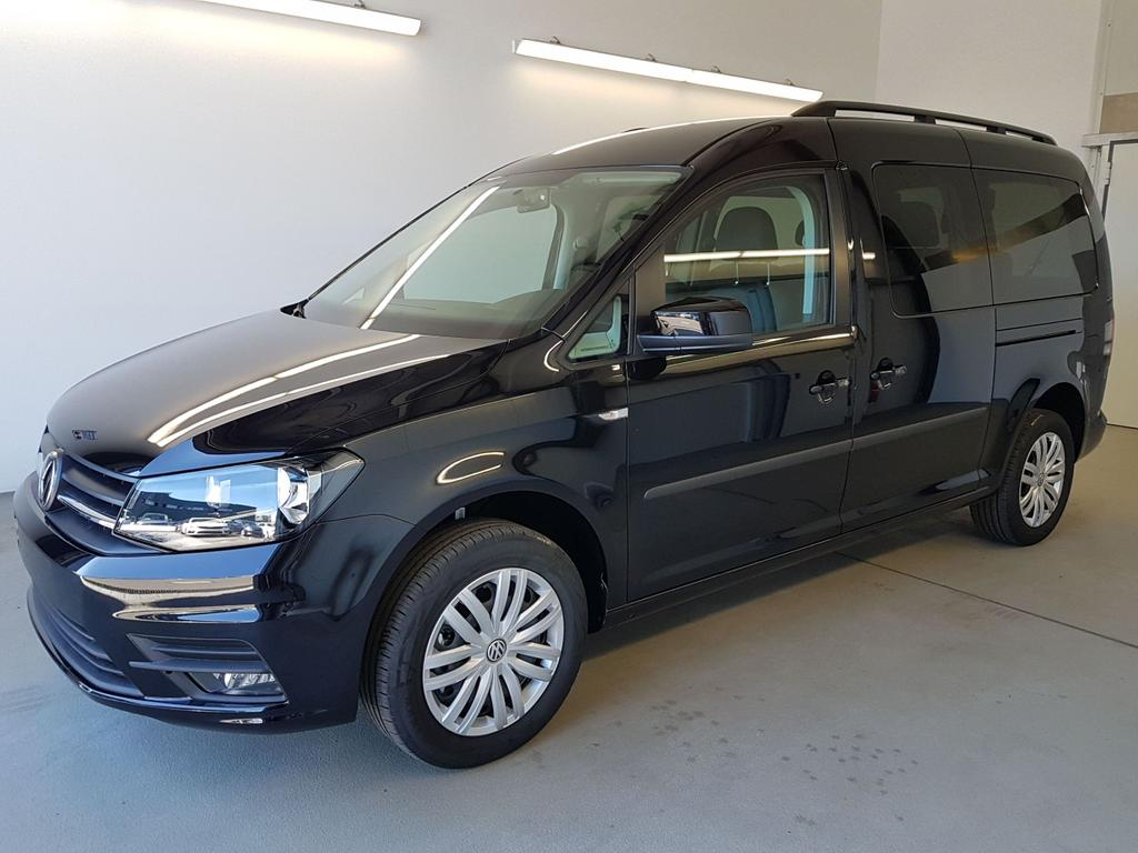 Volkswagen / Caddy Maxi / Schwarz /  /  / WLTP 1.4 TSI BMT 96kW / 130PS