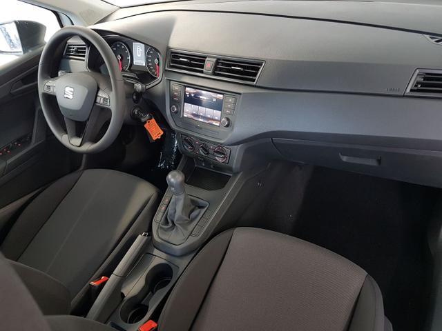 Seat / Arona / Weiß /  /  / WLTP 1.0 TSI 70kW / 95PS