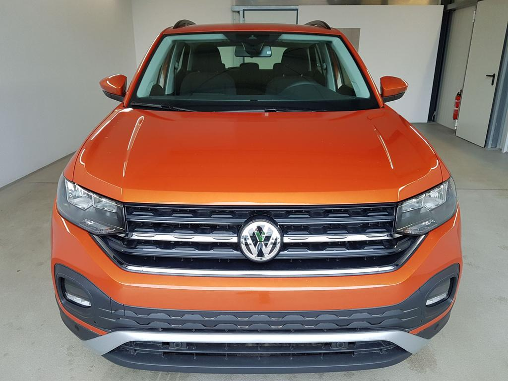 Volkswagen / T-Cross / Orange /  /  / WLTP 1.0 TSI OPF 85kW / 116PS