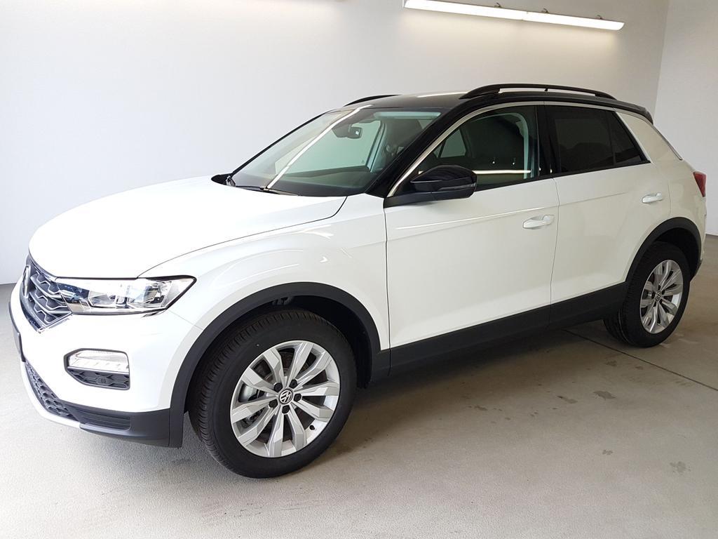 Volkswagen / T-Roc / Weiß /  /  / WLTP 2.0 TDI 110kW / 150PS