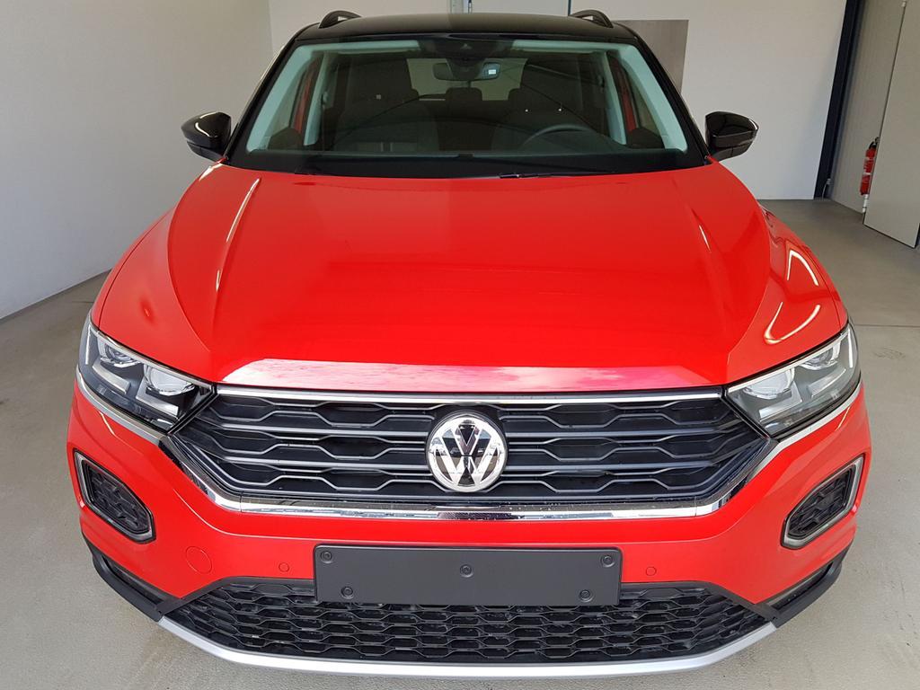Volkswagen / T-Roc / Rot /  /  / WLTP 2.0 TDI DSG 4Motion 110kW / 150PS