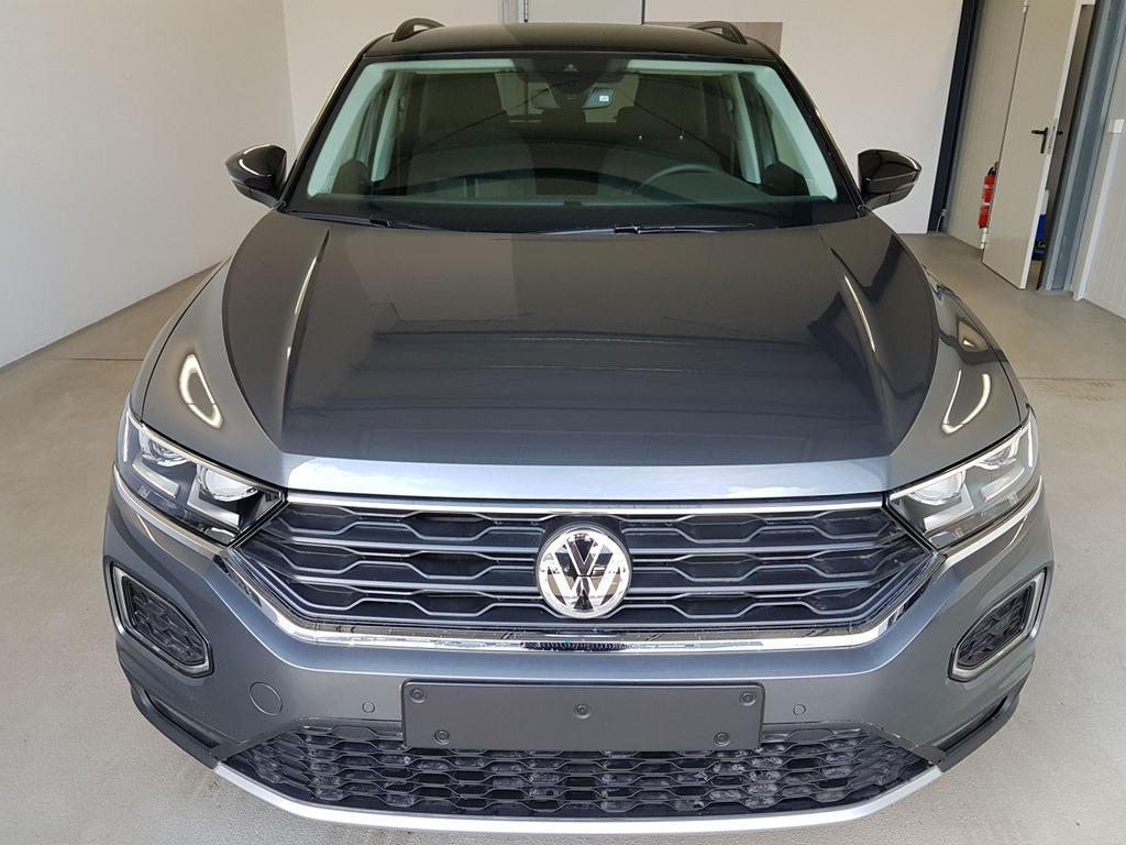 Volkswagen / T-Roc / Grau /  /  / WLTP 2.0 TDI DSG 4Motion 110kW / 150PS