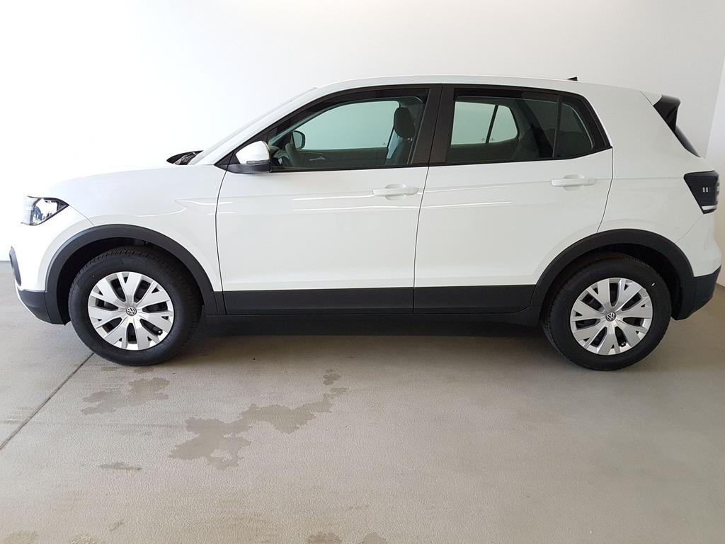 Volkswagen / T-Cross / Weiß /  /  / WLTP 1.0 TSI OPF 85kW / 116PS