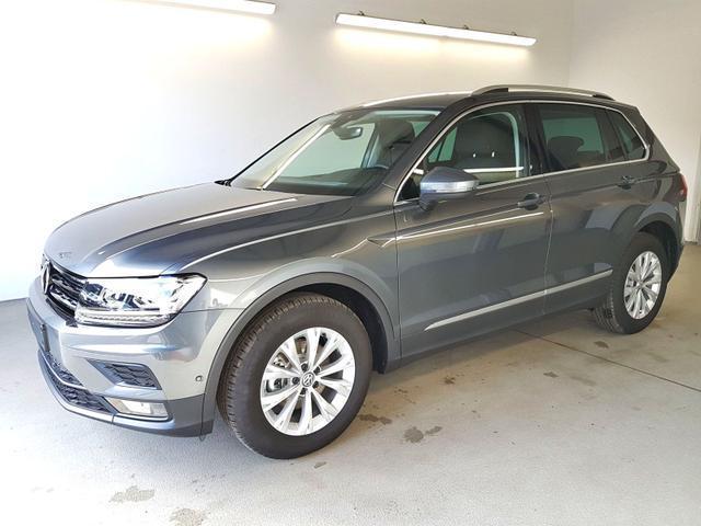 Kurzfristig verfügbares Fahrzeug, wird im Auftrag des Bestellers importiert / beschafft Volkswagen Tiguan - Comfortline WLTP GVL 36 Mon. 2.0 TDI SCR 110kW / 150PS