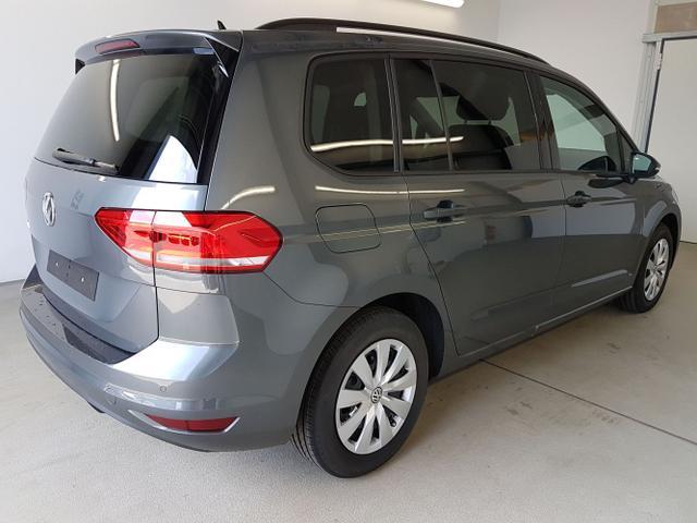 Volkswagen / Touran / Grau /  /  / WLTP 1.5 TSI OPF 110kW / 150PS