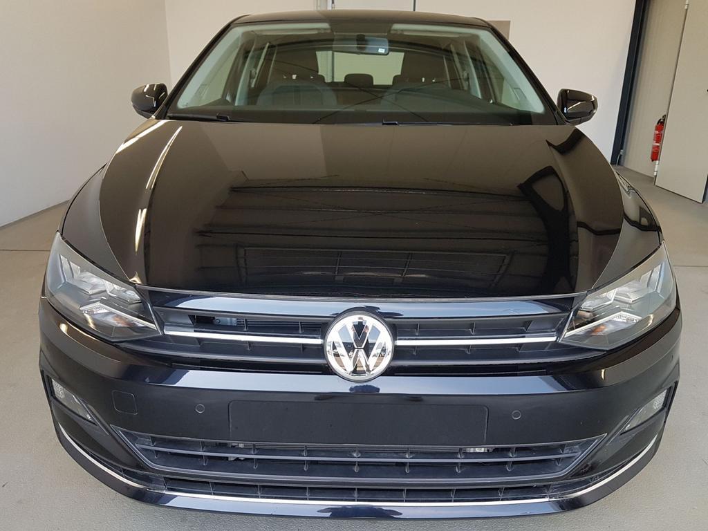 Volkswagen / Polo / Schwarz /  /  / 1.0 TSI DSG OPF 70kW / 95PS