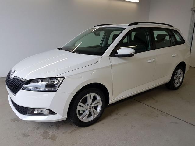 Kurzfristig verfügbares Fahrzeug, wird im Auftrag des Bestellers importiert / beschafft Skoda Fabia Combi - Ambition WLTP 1.0 TSI 70kW / 95PS