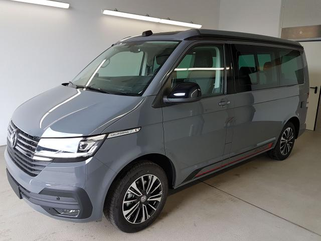 Volkswagen California 6.1 - Beach Edition Camper WLTP 2.0 TDI SCR BMT 81kW / 110PS