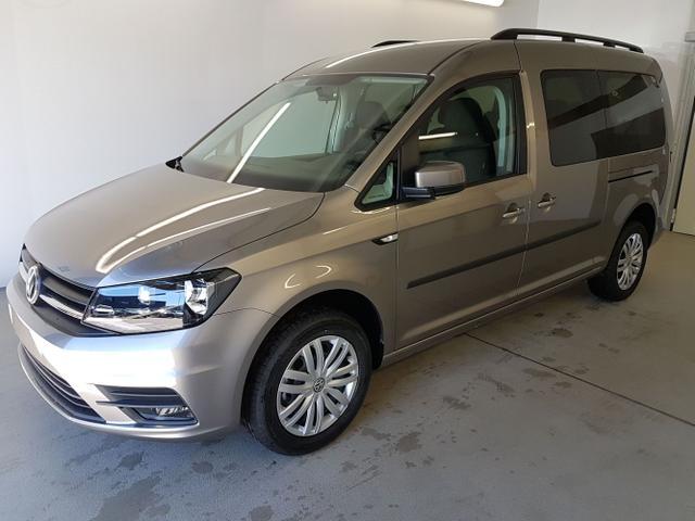 Kurzfristig verfügbares Fahrzeug, wird im Auftrag des Bestellers importiert / beschafft Volkswagen Caddy Maxi - Trendline WLTP 1.4 TSI BMT 96kW / 130PS