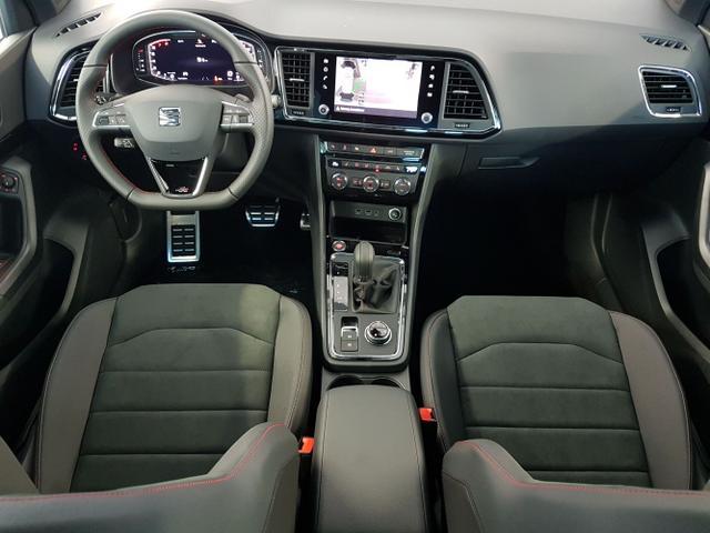 Seat / Ateca / Weiß /  /  / WLTP 2.0 TSI DSG 4Drive 140kW / 190PS