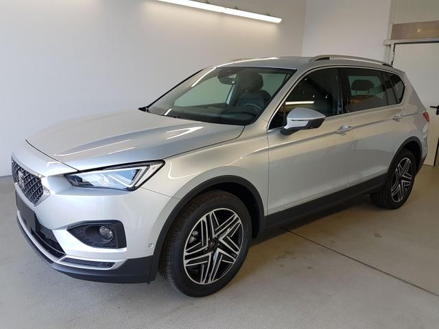 Kurzfristig verfügbares Fahrzeug, wird im Auftrag des Bestellers importiert / beschafft Seat Tarraco - Xcellence WLTP 2.0 TSI DSG 4Drive 140kW / 190PS