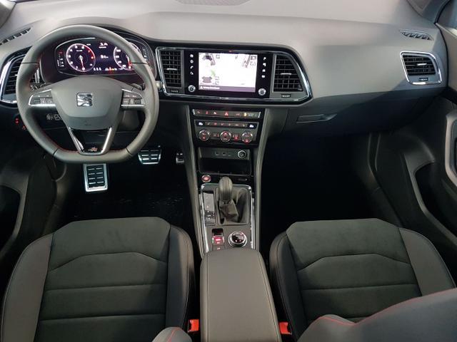 Seat / Ateca / Grau /  /  / GVL 36 Monate 2.0 TSI DSG 4Drive 140kW / 190PS