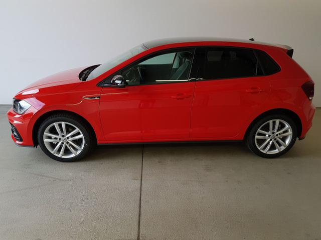 Volkswagen / Polo / Rot /  /  / R-Line 1.0 TSI OPF 85kW / 116PS
