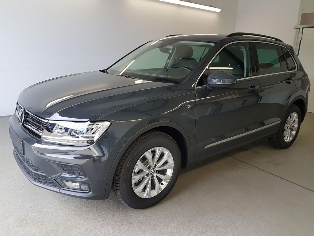 Volkswagen / Tiguan / Grau /  /  / 1.5 TSI DSG ACT OPF 110kW / 150PS