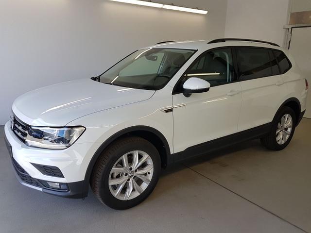 Kurzfristig verfügbares Fahrzeug, wird im Auftrag des Bestellers importiert / beschafft Volkswagen Tiguan - Allspace WLTP 1.5 TSI OPF 110kW / 150PS