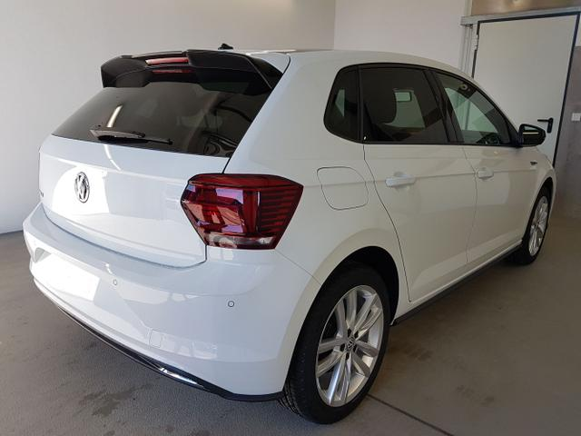 Volkswagen / Polo / Weiß /  /  / R-Line 1.0 TSI OPF 85kW / 116PS