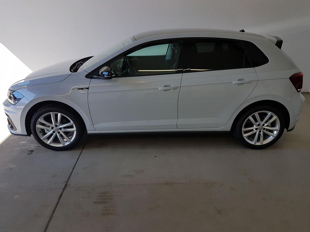 Volkswagen / Polo / Silber /  /  / R-Line 1.0 TSI OPF 85kW / 116PS