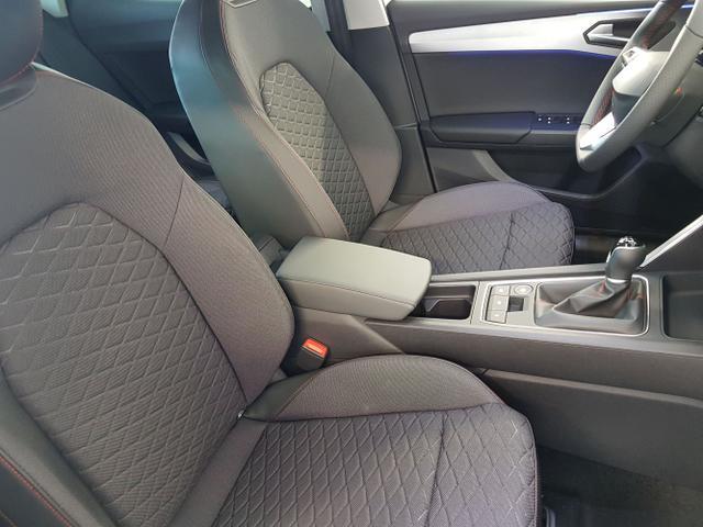 Seat / Leon / Weiß /  /  / WLTP 1.5 96kW / 130PS