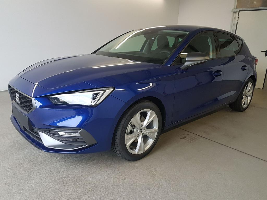 Seat / Leon / Blau /  /  / WLTP 1.5 96kW / 130PS