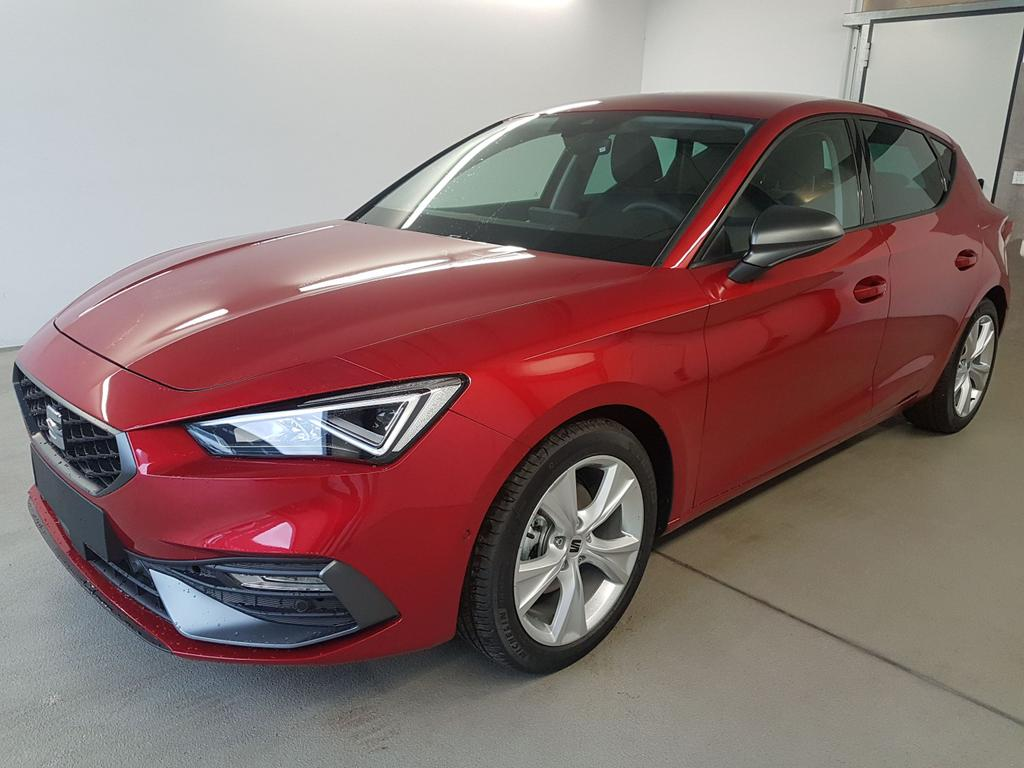 Seat / Leon / Rot /  /  / WLTP 1.5 96kW / 130PS