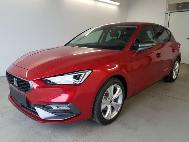 Kurzfristig verfügbares Fahrzeug, wird im Auftrag des Bestellers importiert / beschafft Seat Leon - FR neues Modell WLTP 1.5 110kW / 150PS