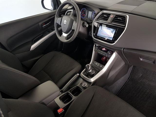 Suzuki / SX4 S-Cross / Braun /  /  / WLTP 1.4 Boosterjet Hybrid ALLGRIP 95 kW / 129PS
