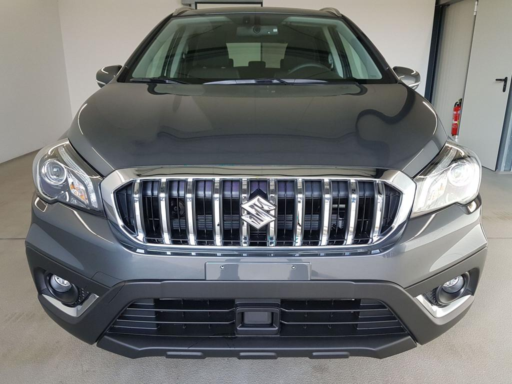 Suzuki / SX4 S-Cross / Grau /  /  / WLTP 1.4 Boosterjet Hybrid ALLGRIP 95 kW / 129PS