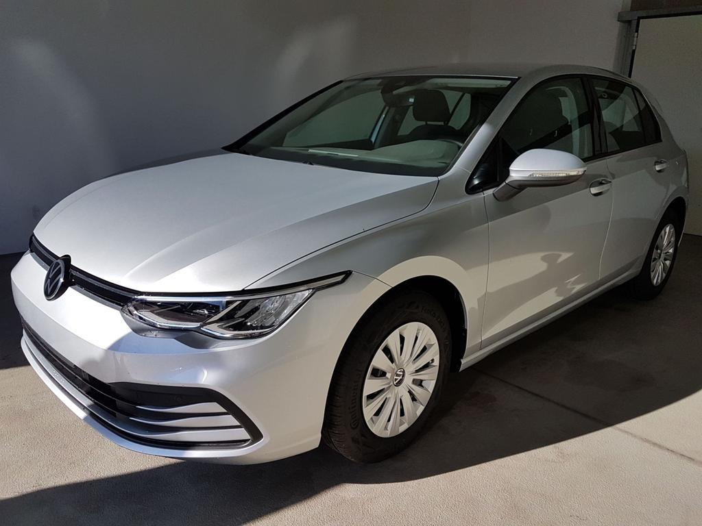 Volkswagen / Golf 8 / Silber /  /  / WLTP 1.0 TSI 81kW / 110PS