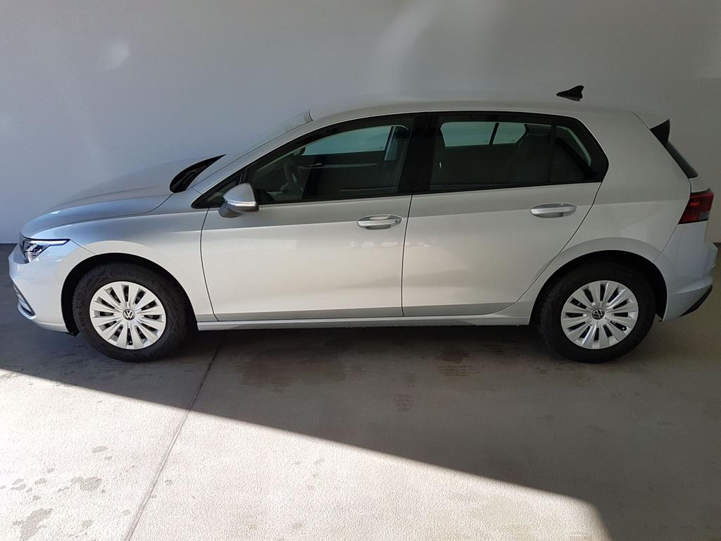 Volkswagen / Golf 8 / Silber /  /  / WLTP 1.0 TSI 81kW / 110PS