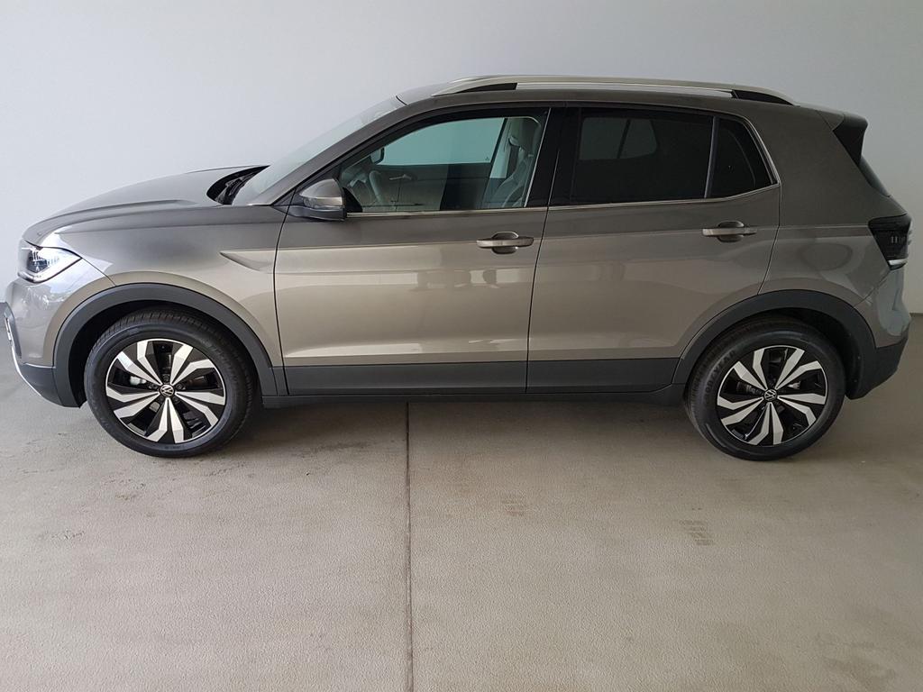 Volkswagen / T-Cross / Grau /  /  / WLTP 1.0 TSI DSG 85kW / 116PS