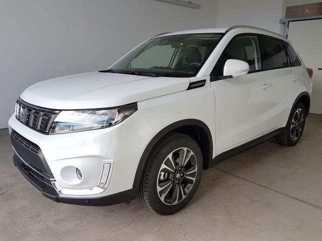 Kurzfristig verfügbares Fahrzeug, wird im Auftrag des Bestellers importiert / beschafft Suzuki Vitara - GLX WLTP 1.4 Boosterjet Hybrid ALLGRIP 95 kW / 129PS