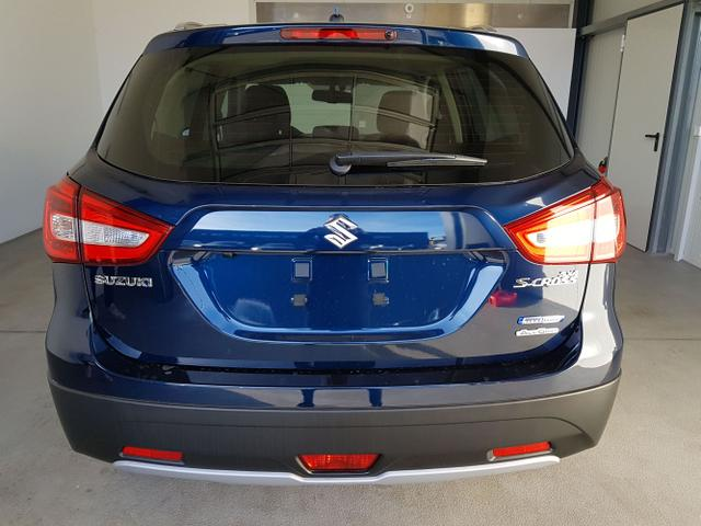 Suzuki / SX4 S-Cross / Blau /  /  / WLTP 1.4 Boosterjet Hybrid ALLGRIP 95 kW / 129PS
