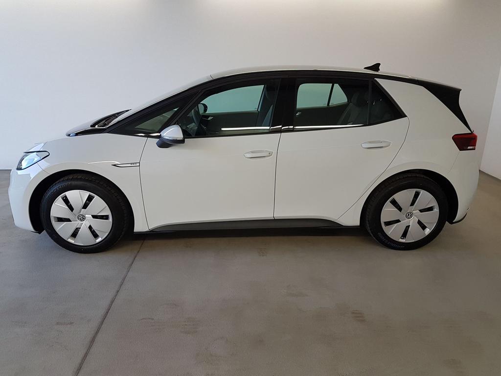 Volkswagen / ID.3 / Weiß /  /  / Elektro Automatik 150kW / 204PS