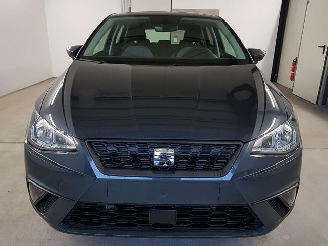 Seat / Ibiza / Grau /  /  / WLTP 1.0 TSI 70kW / 95PS