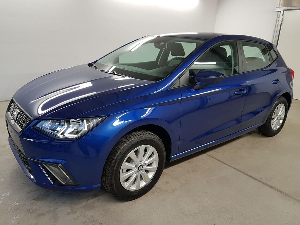 Seat / Ibiza / Blau /  /  / WLTP 1.0 TSI 81kW / 110PS