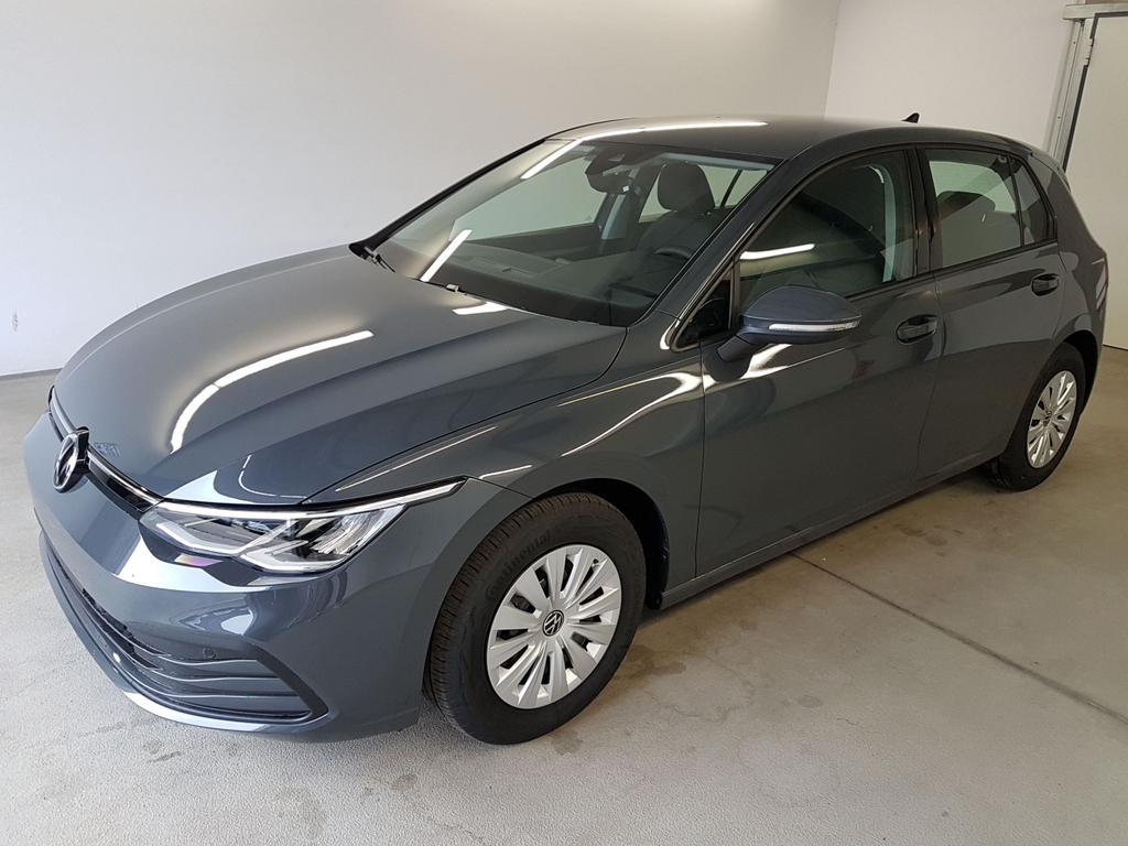 Volkswagen / Golf 8 / Grau /  /  / WLTP 1.0 TSI 81kW / 110PS