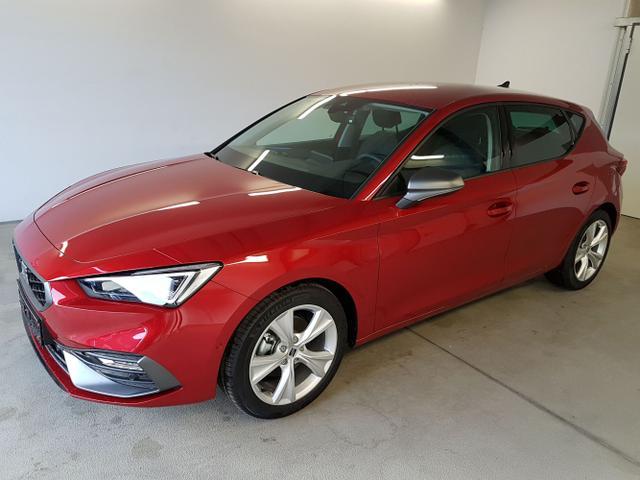 Kurzfristig verfügbares Fahrzeug, wird im Auftrag des Bestellers importiert / beschafft Seat Leon - FR neues Modell WLTP 1.5 96kW / 130PS