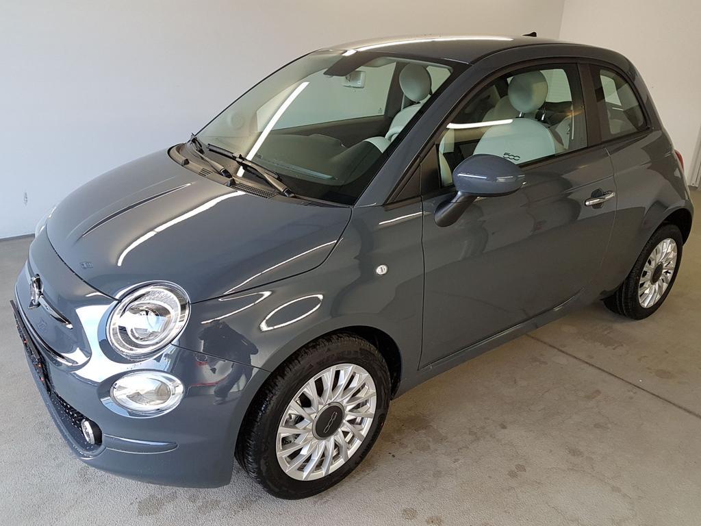 Fiat / 500 / Grau /  /  / 1.0 Hybrid BSG 51kW / 70PS