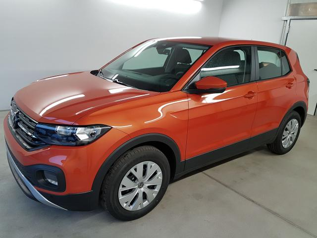 Kurzfristig verfügbares Fahrzeug, wird im Auftrag des Bestellers importiert / beschafft Volkswagen T-Cross - Basis WLTP 1.0 TSI DSG 81kW / 110PS