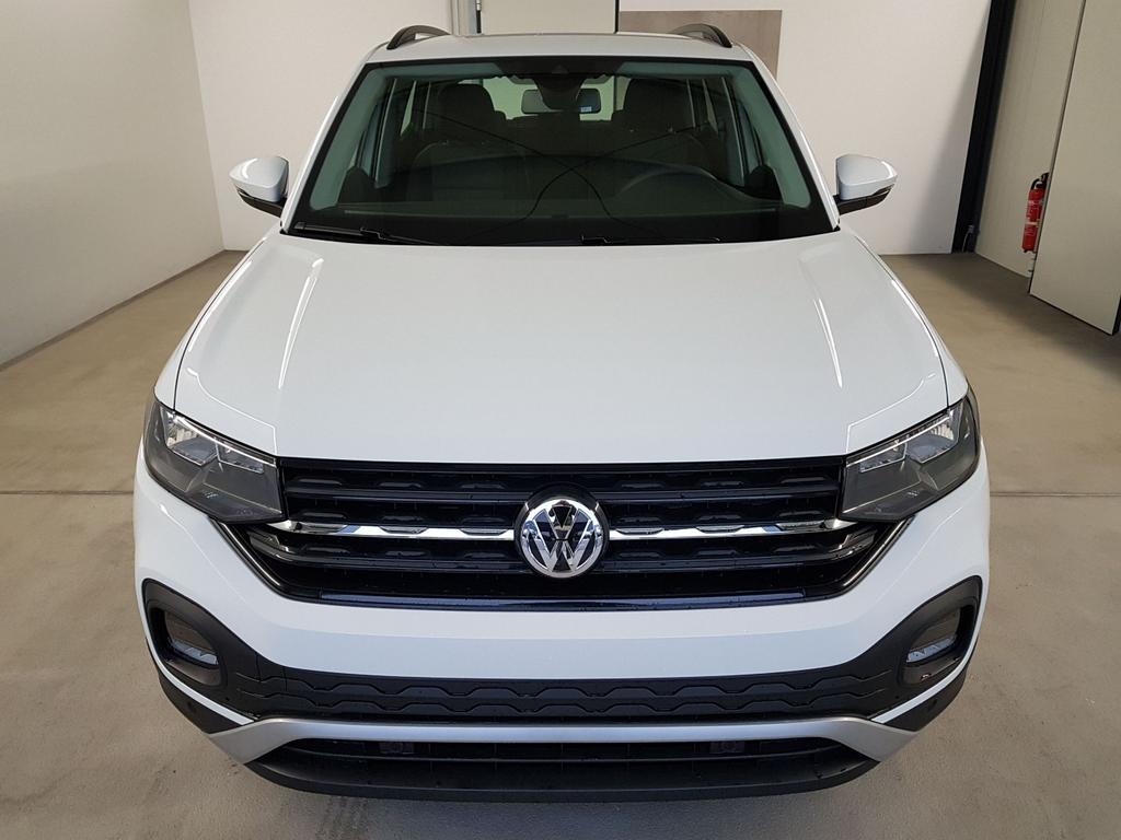 Volkswagen / T-Cross / Weiß /  /  / WLTP 1.0 TSI 70kW / 95PS