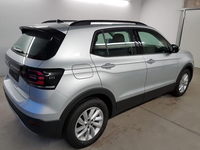 Volkswagen / T-Cross / Silber /  /  / WLTP 1.0 TSI 70kW / 95PS