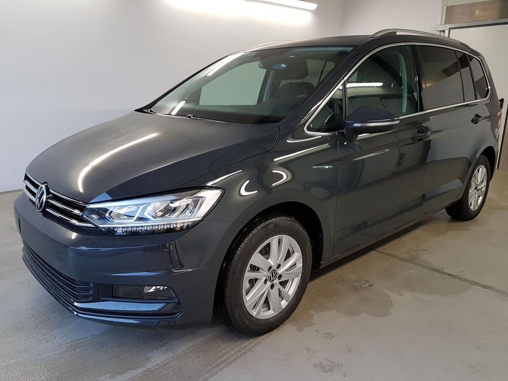 Volkswagen / Touran / Grau /  /  / WLTP 1.5 TSI DSG ACT OPF 110kW / 150PS