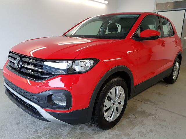 Volkswagen T-Cross - Basis WLTP 1.0 TSI DSG 85kW / 116PS