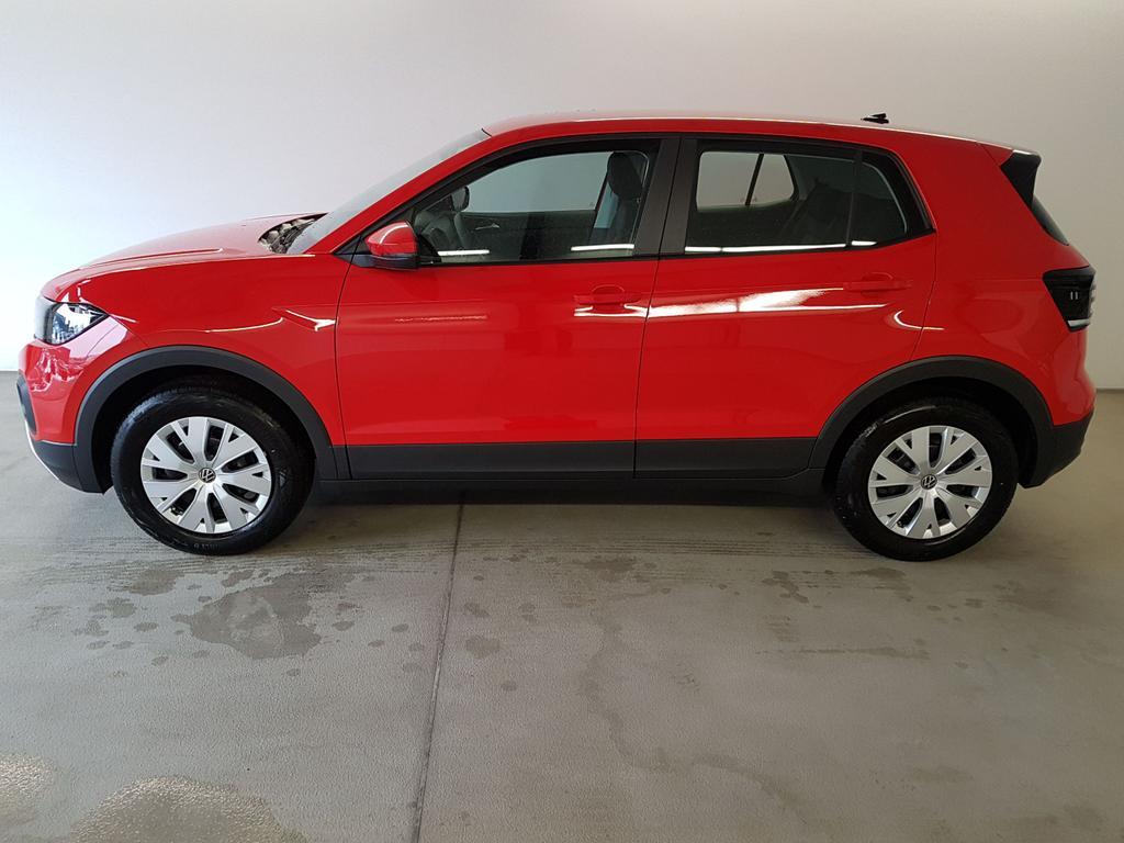 Volkswagen / T-Cross / Rot /  /  / WLTP 1.0 TSI DSG 85kW / 116PS