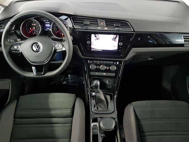 Volkswagen / Touran / Weiß /  /  / WLTP - 1.5 TSI 110kW / 150PS