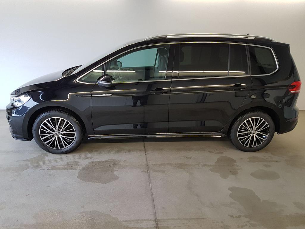 Volkswagen / Touran / Schwarz /  /  / WLTP - 1.5 TSI 110kW / 150PS