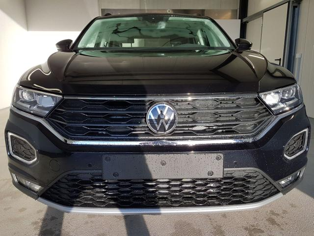 Volkswagen / T-Roc / Schwarz /  /  / WLTP 1.5 TSI DSG 110kW / 150PS