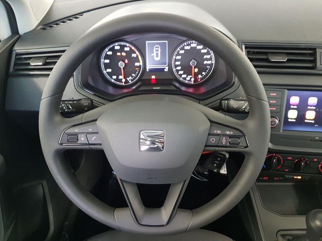 Seat / Arona / Grau /  /  / WLTP 1.0 TSI 70kW / 95PS
